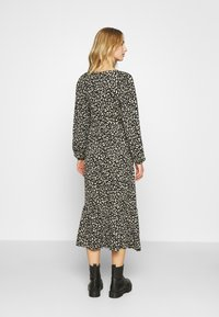 ONLY - ONLZILLE LAYERED DRESS - Day dress - black - 2