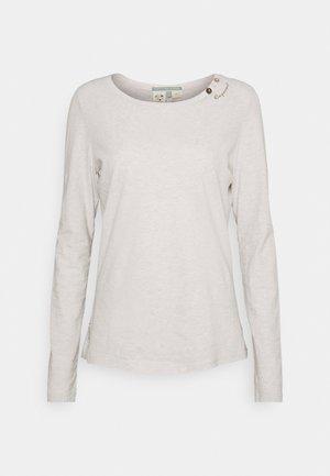 FLORAH LONG  - Long sleeved top - beige