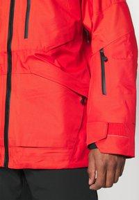 The North Face - BRIGANDINE FUTURELIGHT JACKET EVE - Ski jacket - flare/timbertan - 4