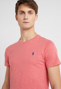 Polo Ralph Lauren - T-shirt basique - highland rose heather - 4