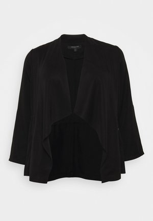 EDITH MID LENGTH JACKET - Blazer - black