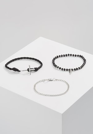 ONWARDS 3  PACK - Bracelet - black