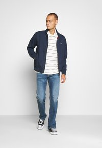 Tommy Jeans - CUFFED JACKET - Summer jacket - twilight navy - 1