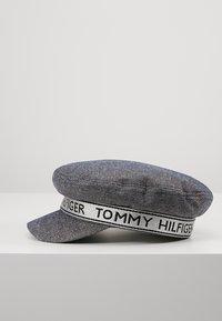 Tommy Hilfiger - BAKER BOY - Kšiltovka - blue - 3