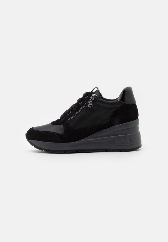 ZOSMA - Zapatillas - black