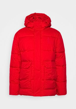 ECO JACKET - Kurtka zimowa - red hot