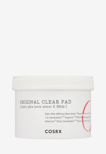 ONE STEP ORIGINAL CLEAR PAD - Toner - -