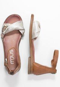 MJUS - Sandály - multicolor/panna sella - 3