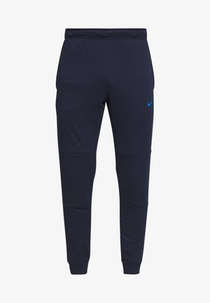 DRY PANT - Tracksuit bottoms - obsidian/black/soar
