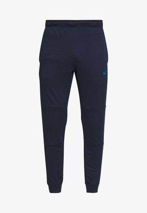 DRY PANT - Pantalones deportivos - obsidian/black/soar
