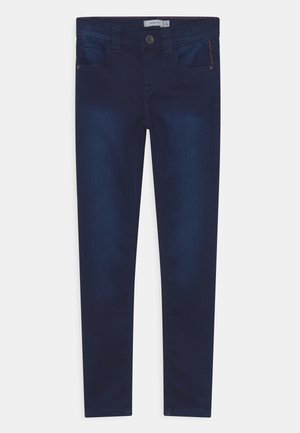 NKFPOLLY DNMTHAYERS - Jeans Skinny Fit - dark blue denim