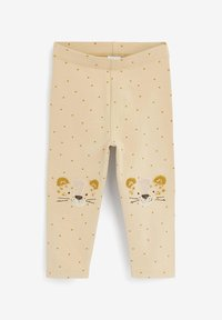 Next - 3 PACK - Leggings - Trousers - off-white - 1