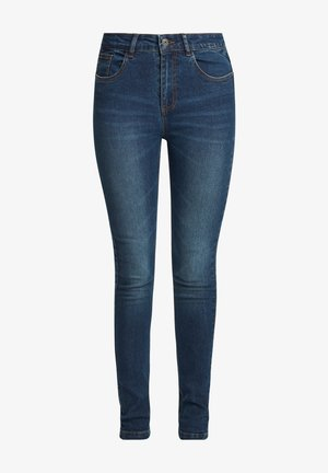 Lenna - Relaxed fit jeans - dark ink