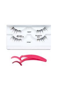 Ardell - MAGNETIC ACCENT LASH 001 - False eyelashes - - - 1