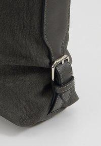 TOM TAILOR - PERUGIA - Across body bag - dark grey - 6