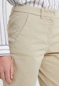 WEEKEND MaxMara - OGLIO - Spodnie materiałowe - beige - 3
