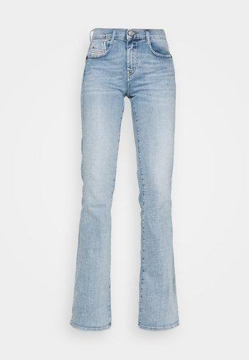 D-EBBEY-BS - Široké džíny - light blue