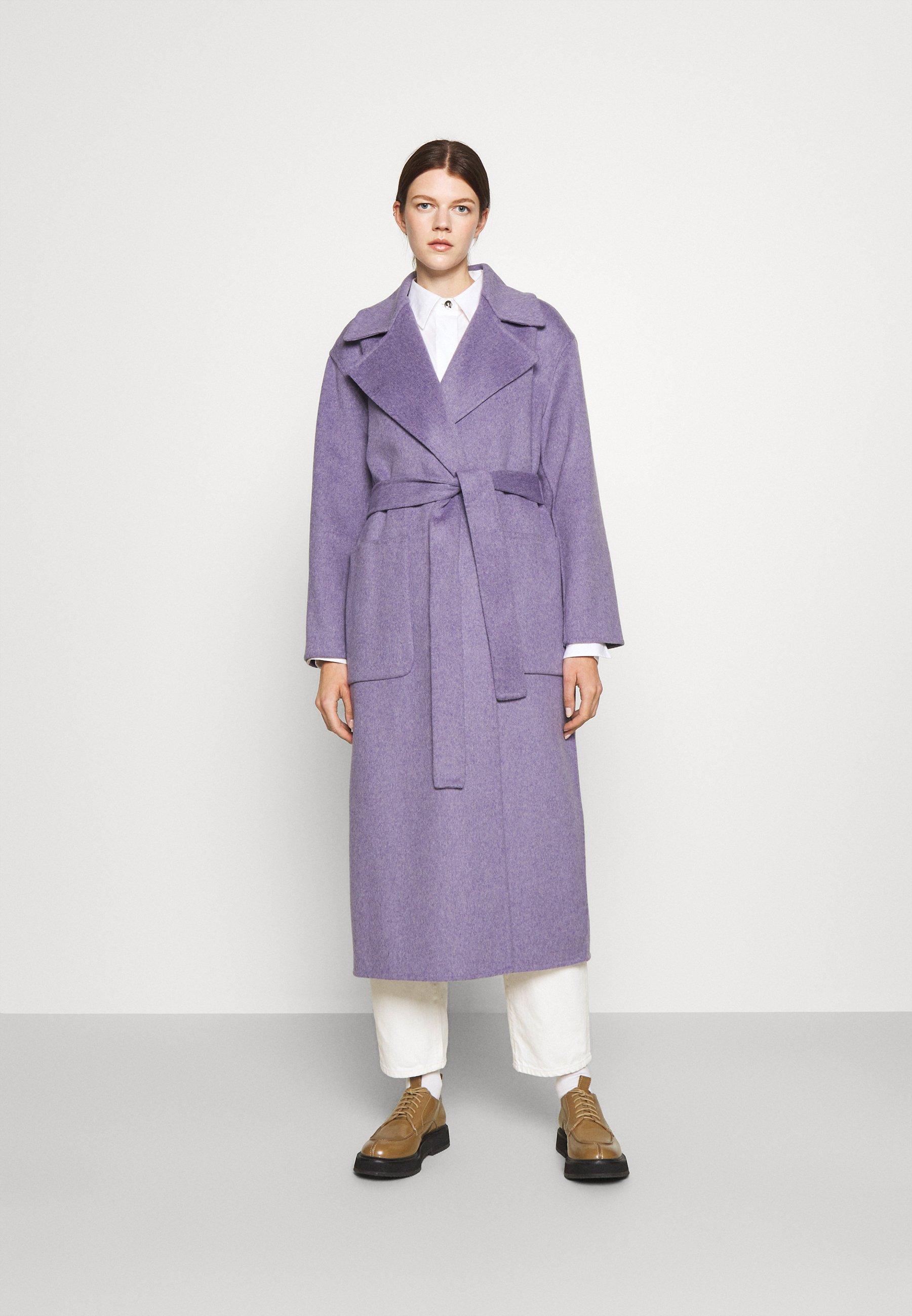 Women DOUBLEFACE ROBE COAT - Classic coat