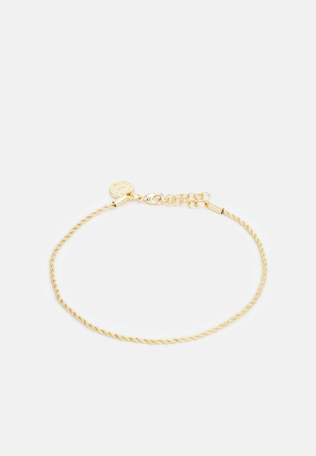ANKLET MADELEINE PLAIN - Armband - gold-coloured