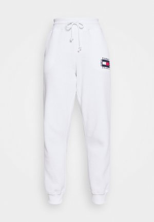 BOX FLAG PANT - Pantalon de survêtement - white