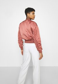 ONLY - SPRING  - Bomber Jacket - withered rose - 2