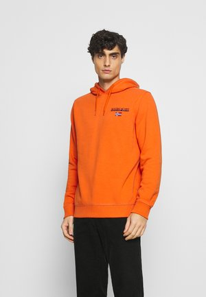 ICE - Kapuzenpullover - orange koi