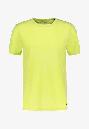 TOKKS - Basic T-shirt - gelb (31)