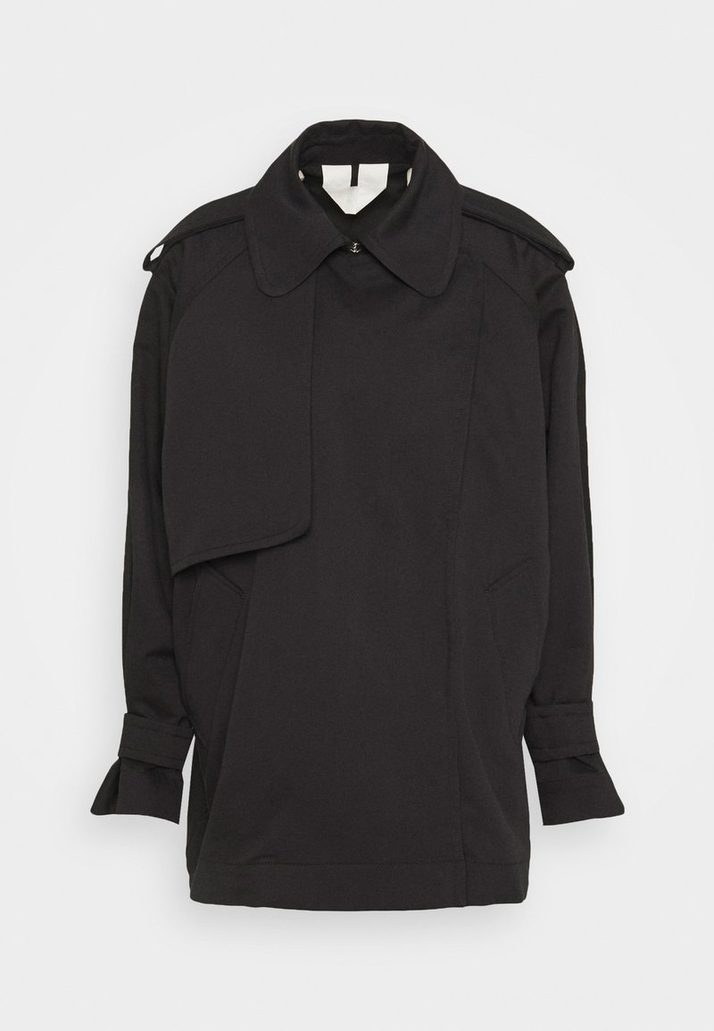 ARKET - Trenchcoat - black
