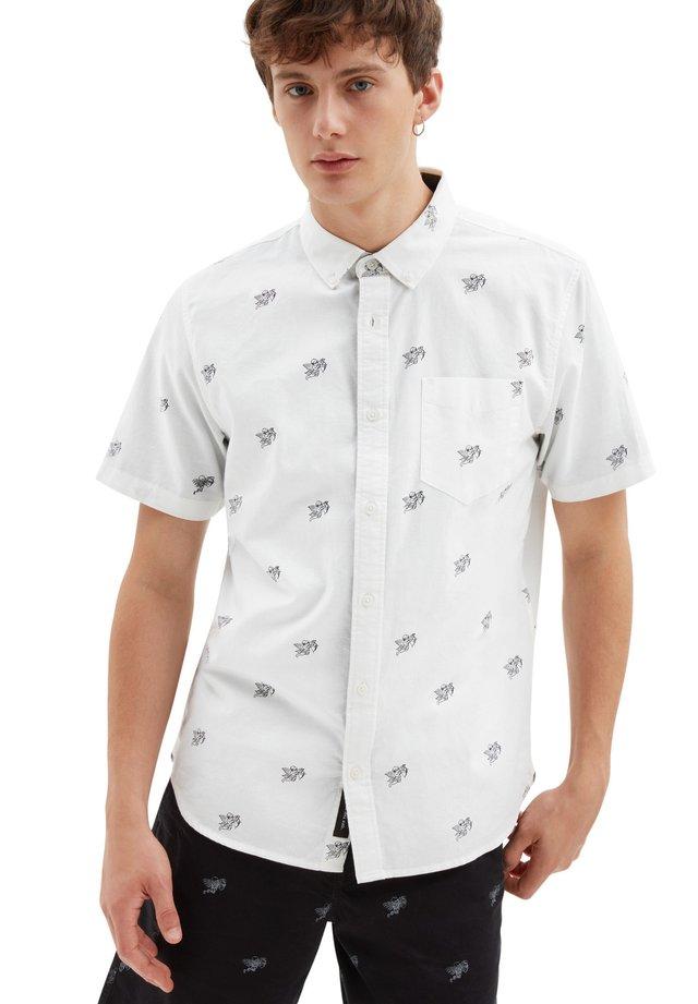 MN HOUSER SS - Shirt - love hate