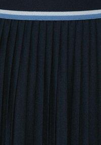 Cecil - A-line skirt - blau - 4