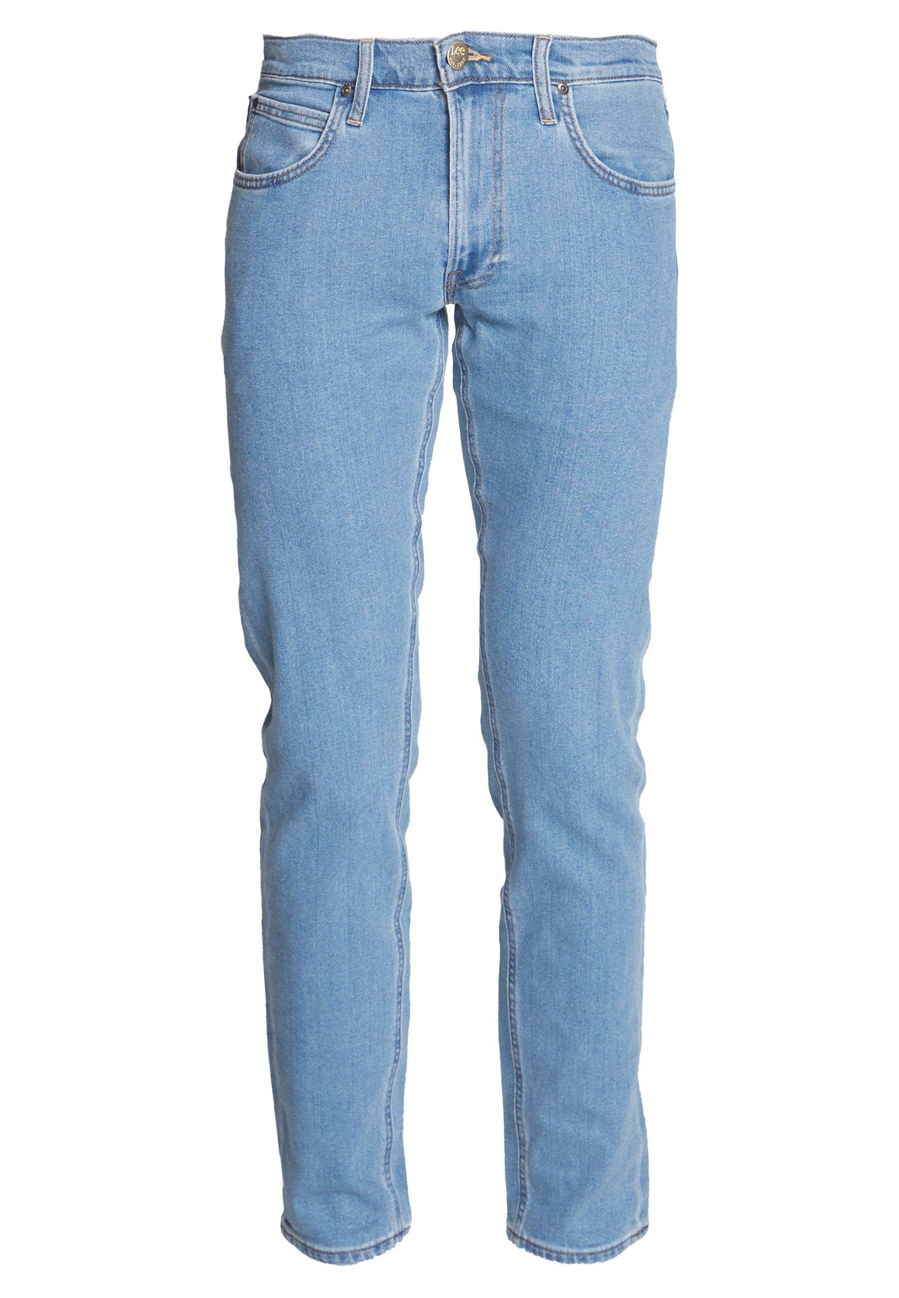 Lee DAREN ZIP FLY - Straight leg jeans - light stonewash