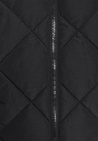 Noisy May - NMFALCON LONG VEST - Waistcoat - black - 5