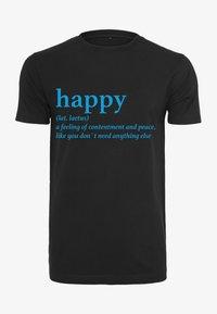 Merchcode - Camiseta estampada - black - 5