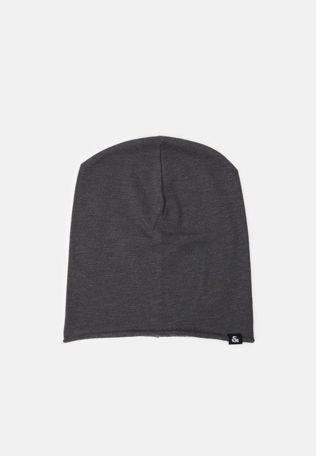 JJVWASHED BEANIE - Mütze - grey melange