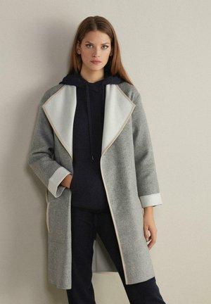 Winter coat - grigio/gesso