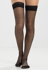 Pretty Polly - Over-the-knee socks - black - 1
