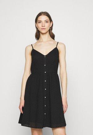 ONLHENRY DRESS - Kjole - black