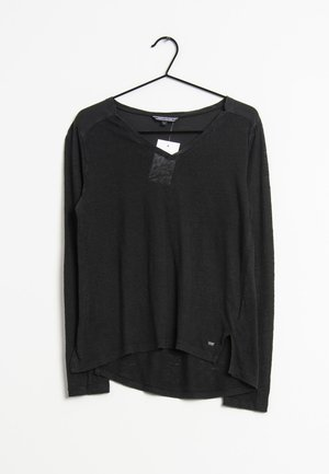 LONG SLEEVE - T-shirt à manches longues - schwarz