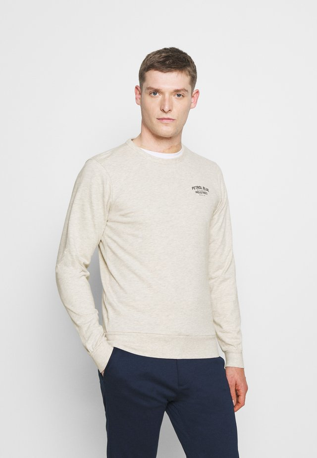 Sweatshirt - anique white