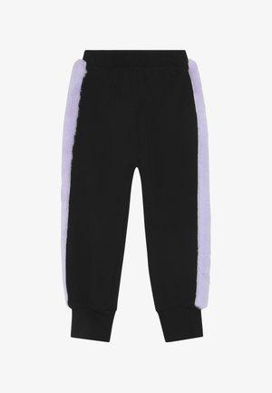 I RULE - Teplákové kalhoty - black