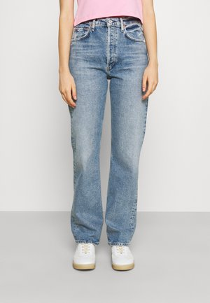 EVA - Straight leg jeans - mirja vint indigo