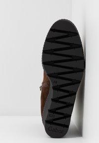 Gabor - Ankle boots - cognac - 6