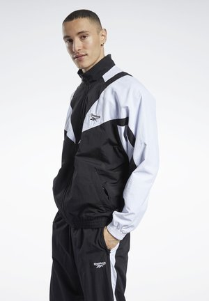 CLASSICS TWIN VECTOR TRACK TOP - Trainingsjacke - black