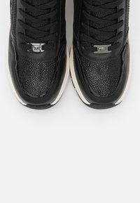 TOM TAILOR - Sneakers alte - black - 5