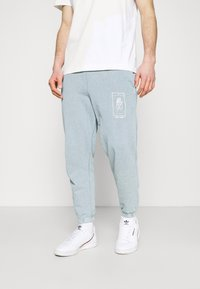 Night Addict - PALM - Tracksuit bottoms - blue - 0