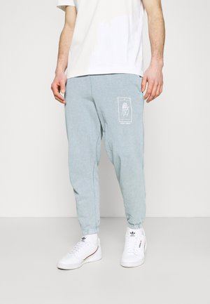 PALM - Tracksuit bottoms - blue