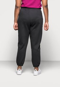 adidas Originals - CUFFED PANT - Tracksuit bottoms - black - 2