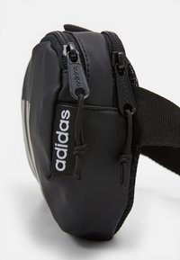 adidas Performance - TAILORED HER SPORTS WAISTBAG UNISEX - Marsupio - black/white - 4