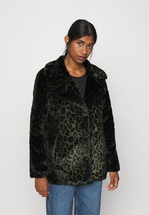 ONLNANNA JACKET - Winter jacket - rosin
