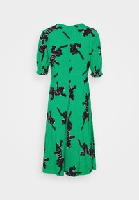 Diane von Furstenberg - JEMMA DRESS - Vapaa-ajan mekko - medium green - 6